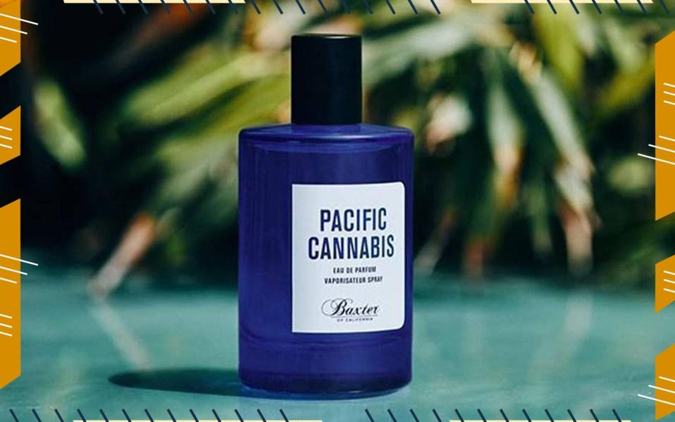 Baxter of California Pacific Cannabis Eau