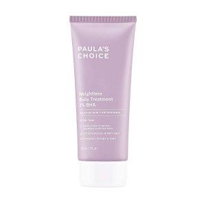 paula's choice BHA formula, chemical exfoliants for face