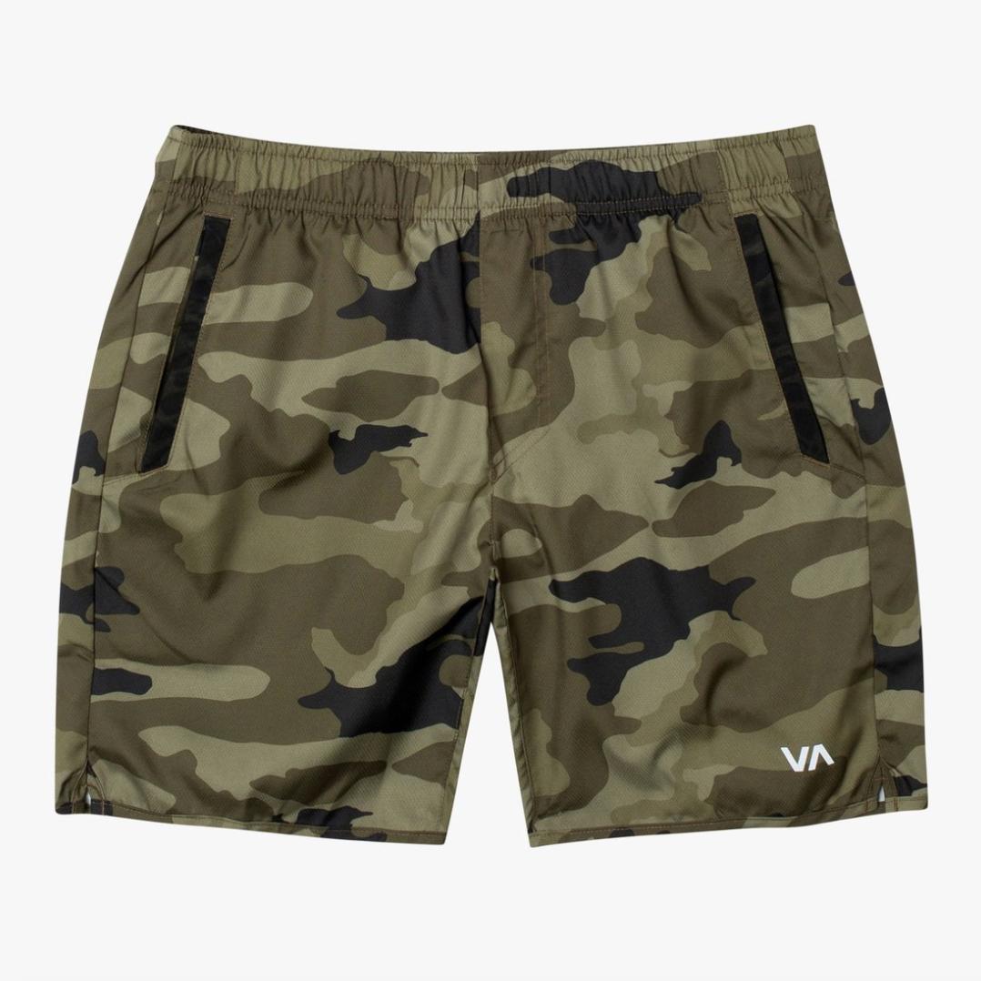 RVCA Yogger IV Athletic Shorts