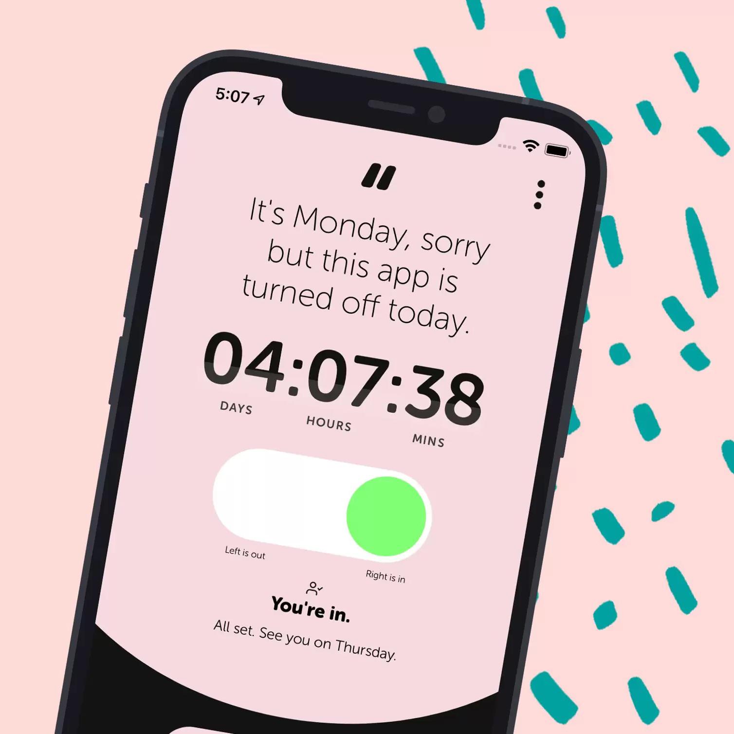 Thursday hookup app