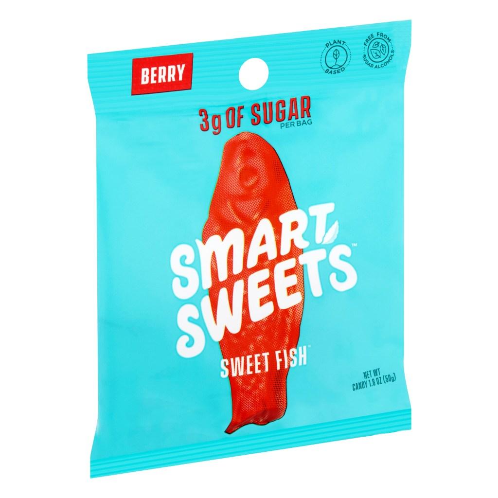 SmartSweets Sweet Fish Candy, best allergen-free snack