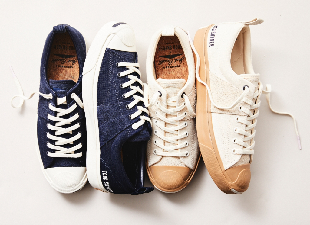 Todd Snyder X Converse Sneakers