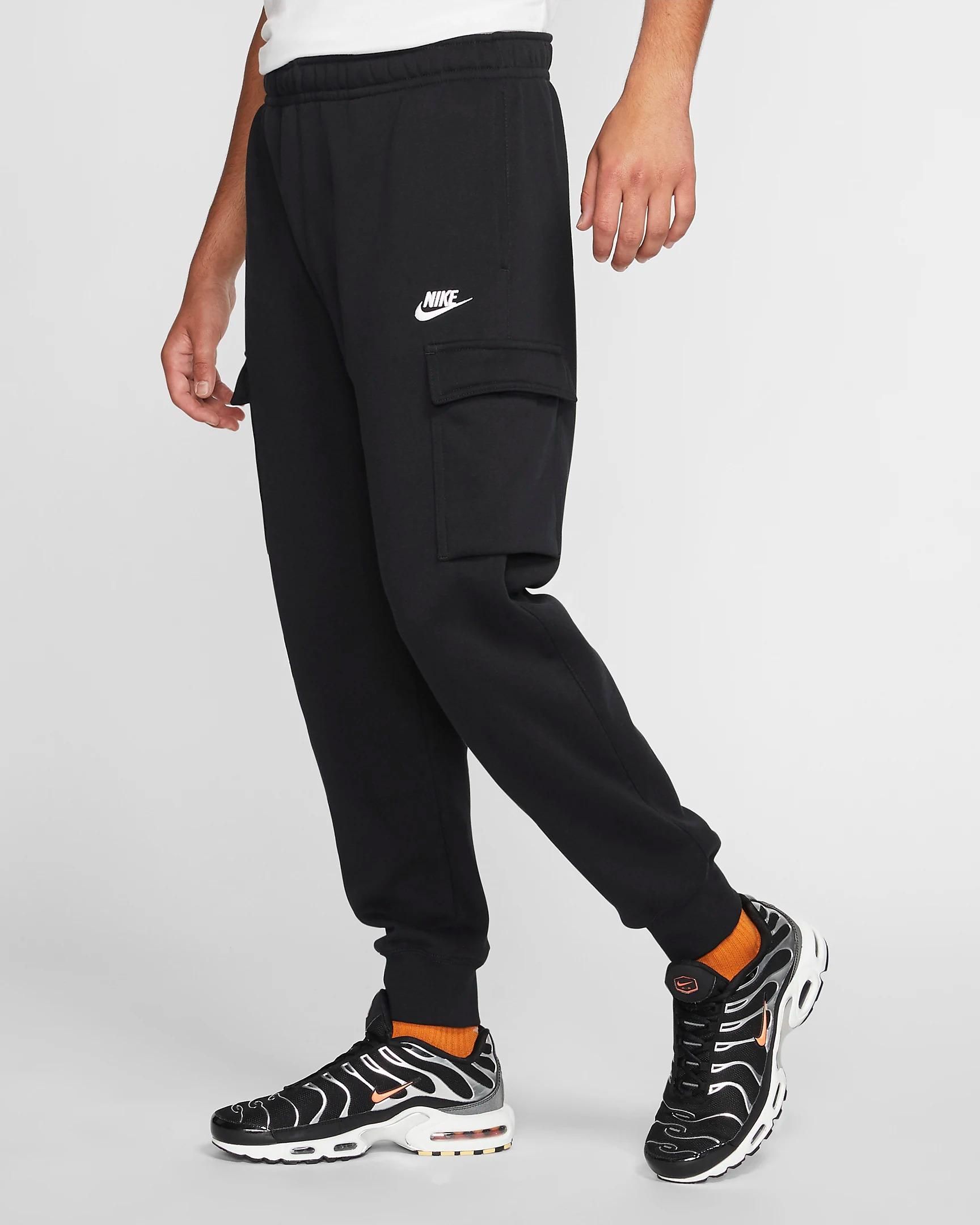 Nike Sportswear Club Fleece Cargo Pants