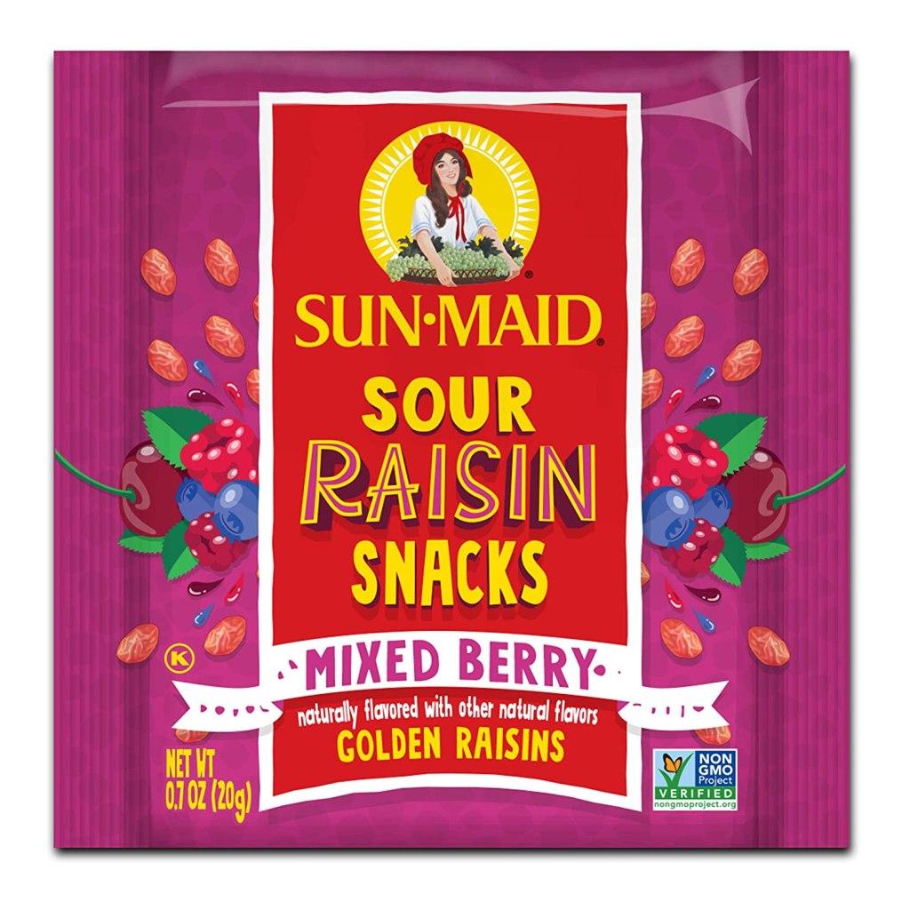 Sun-Maid Sour Raisins