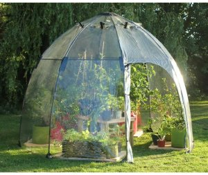 Haxnicks sunbubble greenhouse, best greenhouses
