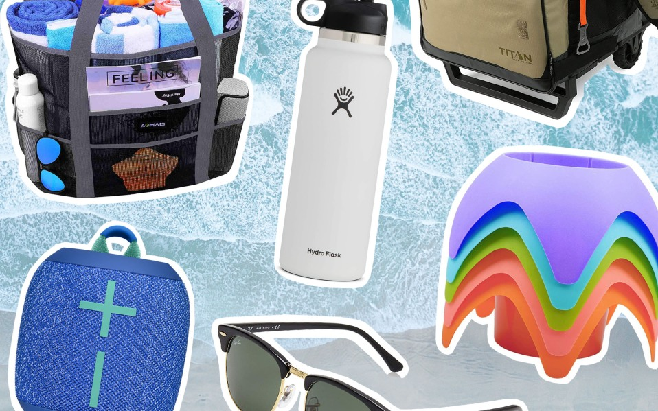 Best Beach Accessories