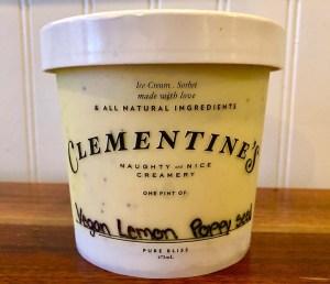 Clementine's Naughty and Nice Creamery, Best Vegan Ice Creams