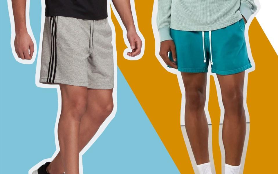 best sweatshorts for men