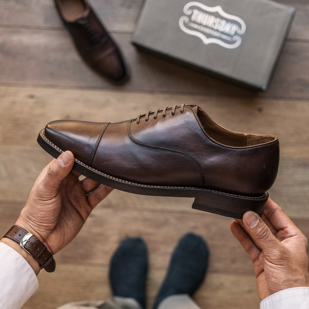Thursday day boot company executive dress shoes