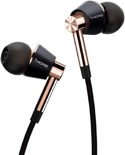 1MORE In-Ear Triple Driver Gaming Earbuds