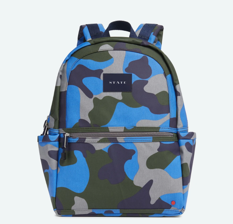 Kane Kids Travel Backpack by State