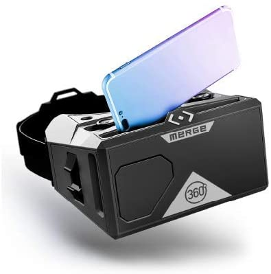 Merge VR/AR Headset + Cube
