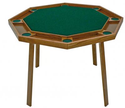 compact poker table