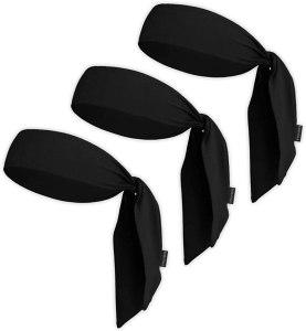 OutdoorEssentials tie headbands, stylish headbands for men
