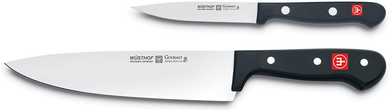 Wüsthof Classic 2-Piece German Knife Set, Kitchen Essentials