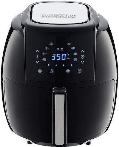 GoWISE USA 8-in-1 Digital Air Fryer