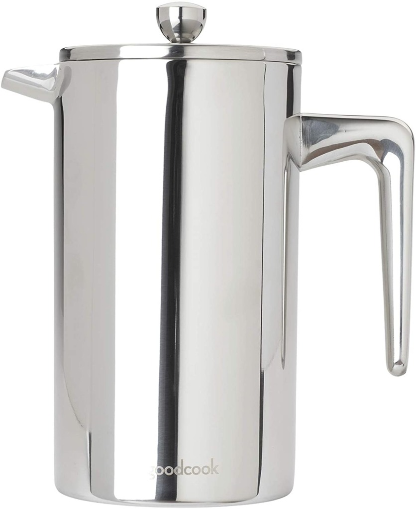 Goodcook Koffe 8-Cup Stainless Steel Thermal Coffee Press, Kitchen essentials