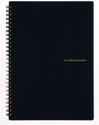 maruman spiral notebook