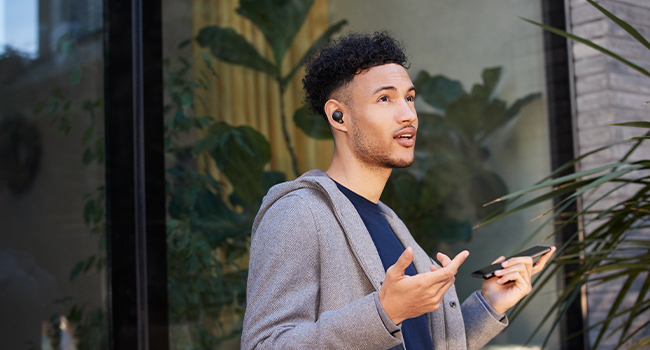 Sony WF-1000XM4 Noise-Canceling Earbuds