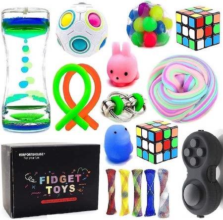 Sensory Fidget Toys Bundle, best stress toys