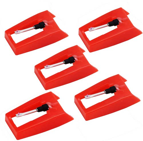 ZenTect 5-Pack Record Player Needles