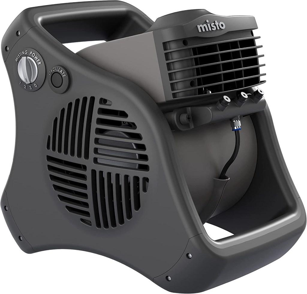 Lasko 7050 Misto Outdoor Misting Fan, misting system / patio misting system