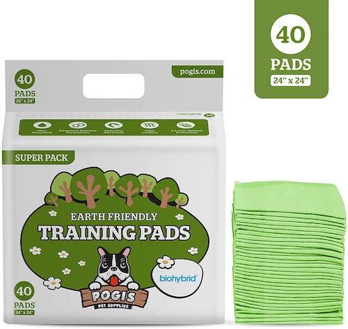 Pogi's Earthy Friendly Training Pee Pads