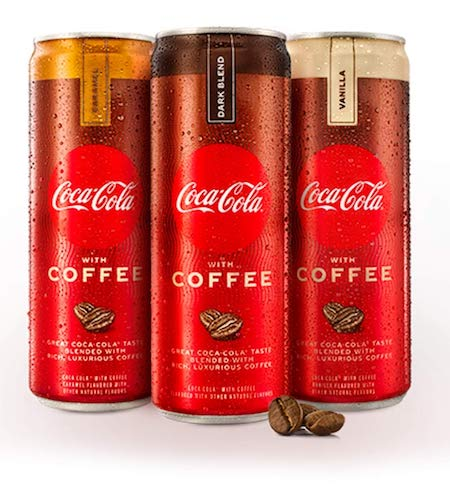 Coca Cola with Coffee, Flavor Variety Pack