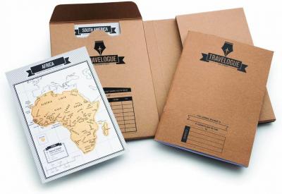 scratch map travel journal