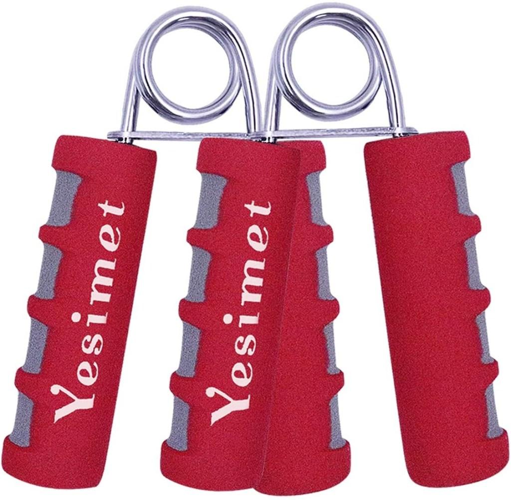 Yesimet 2 Pack Hand Grip Strengthener Set, hand exerciser / grip strengthener