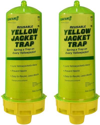 RESCUE! Reusable Yellowjacket Trap
