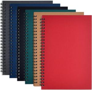 zealor spiral notebooks