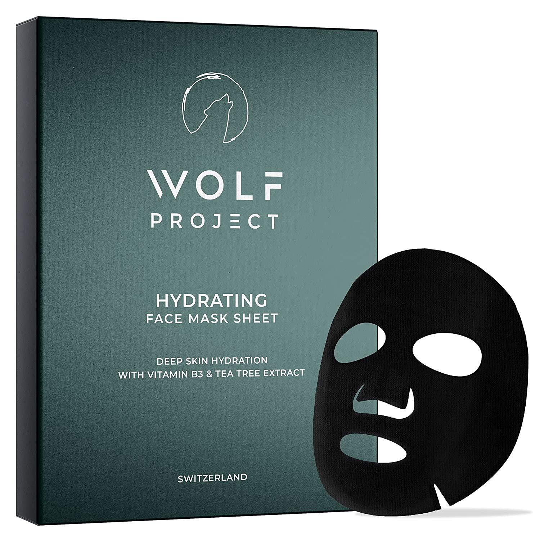 Wolf Project Hydrating Sheet Mask