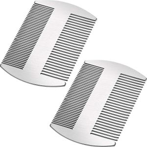 Boao dual-sided comb