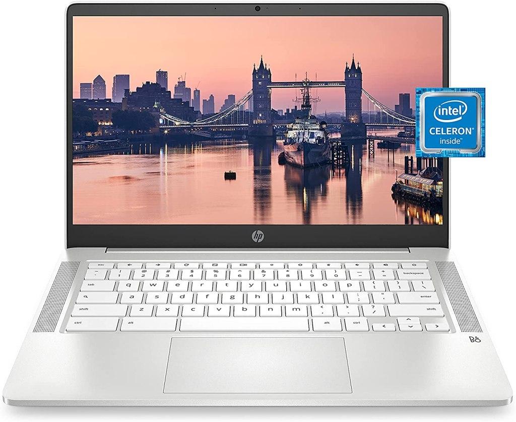 HP Chromebook 14, best chromebooks for kids