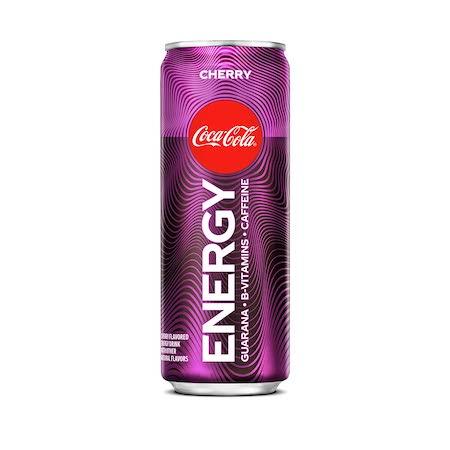 Coca Cola Energy Cherry Drink