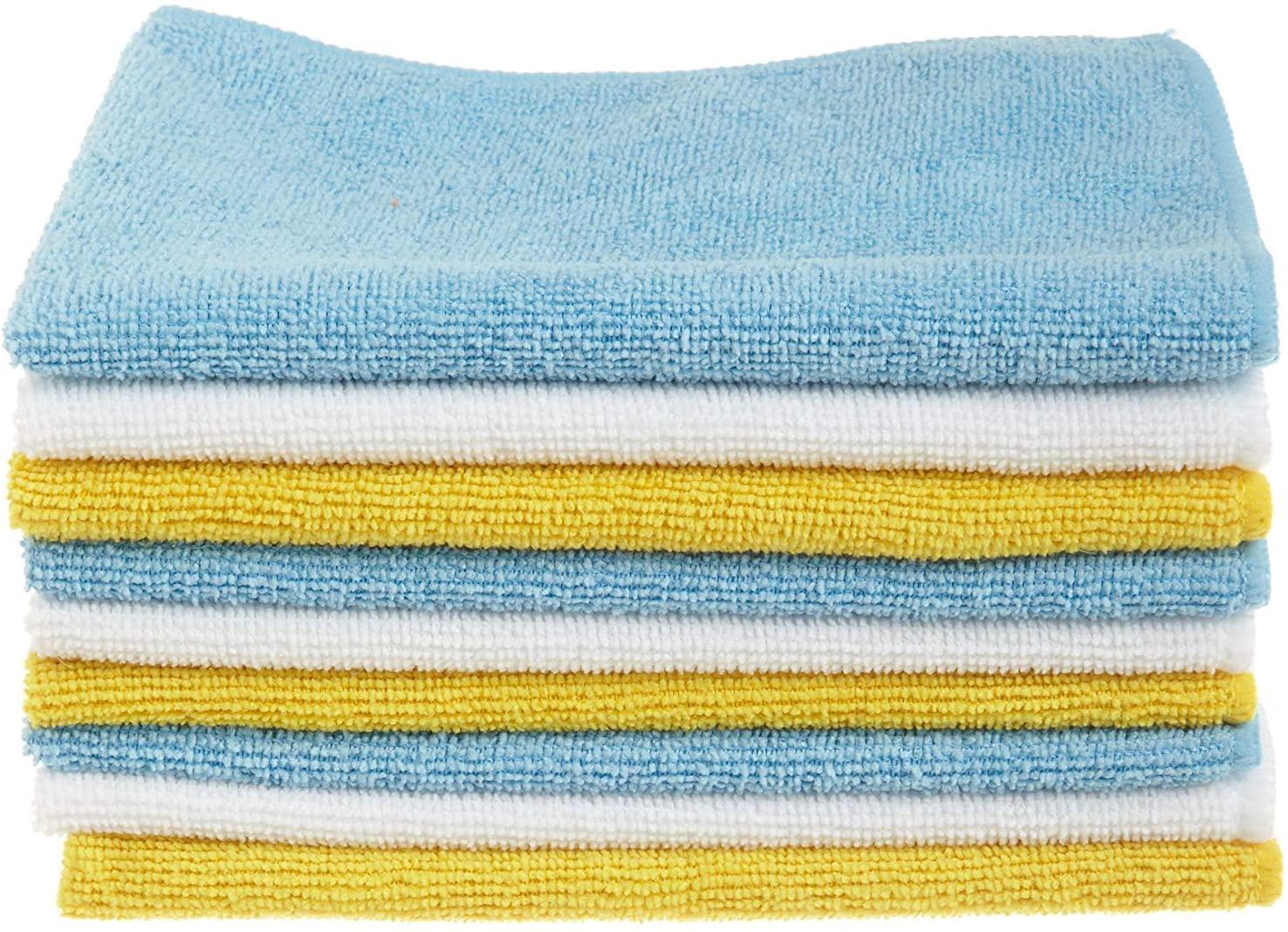 Amazon Basics Microfiber Cleaning Cloth
