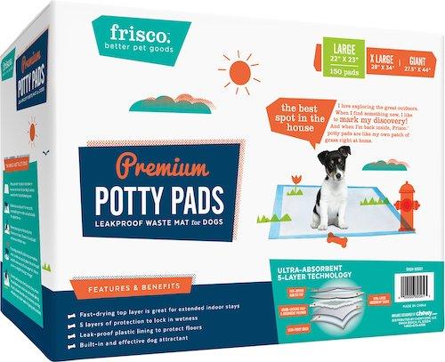 Frisco Dog Training & Potty Pads