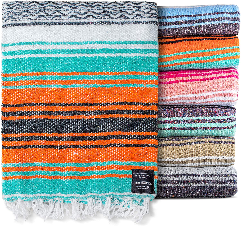 Benevolence LA Authentic Mexican Blanket