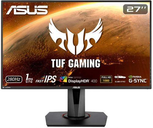 ASUS TUF 280Hz Gaming Monitor
