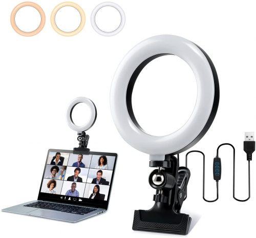 Amconsure Laptop Ring Light