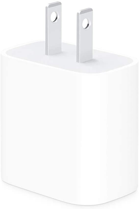 Apple 20W USB-C Power Adapter; best iphone chargers