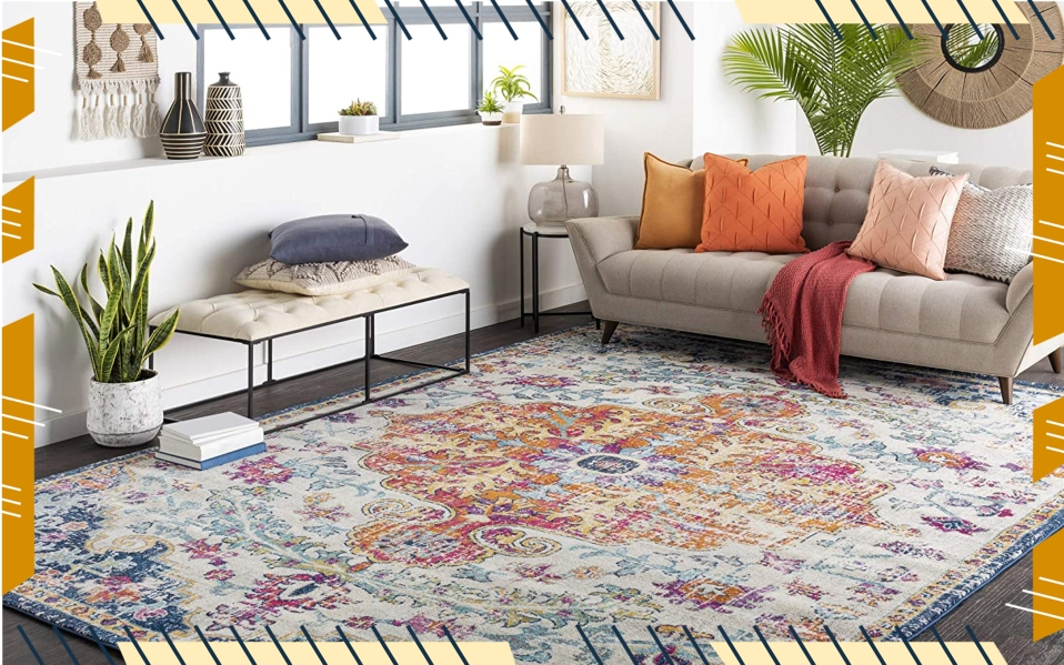 area rugs prime day