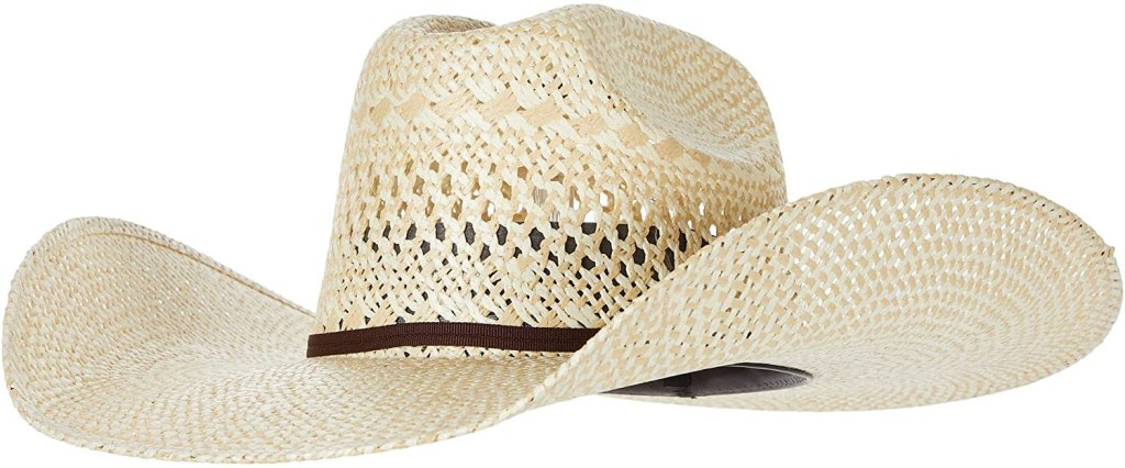 Ariat Twisted Weave Cowboy Hat