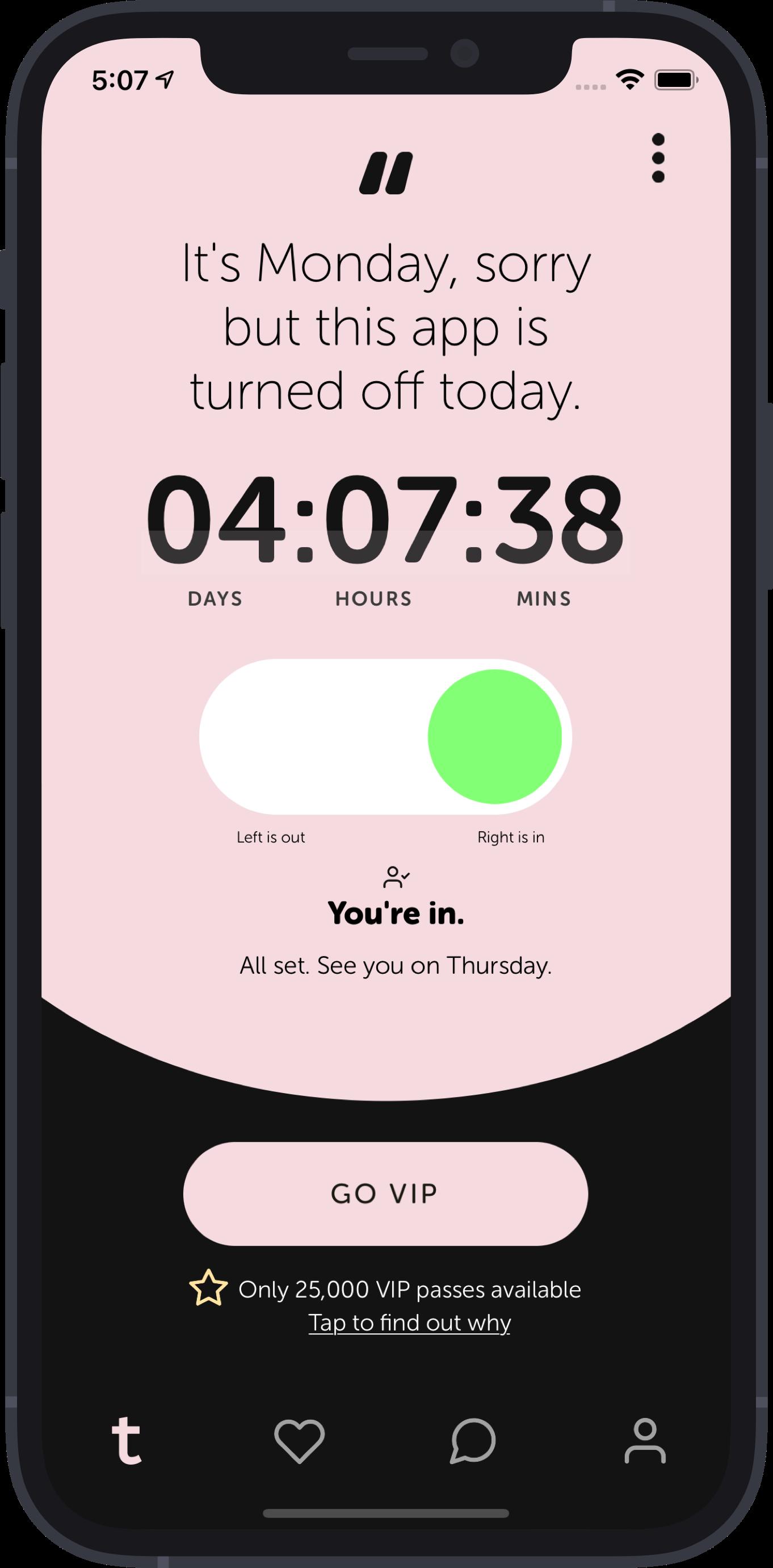 Thursday App
