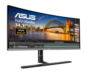 Asus ProArt Curved Monitor