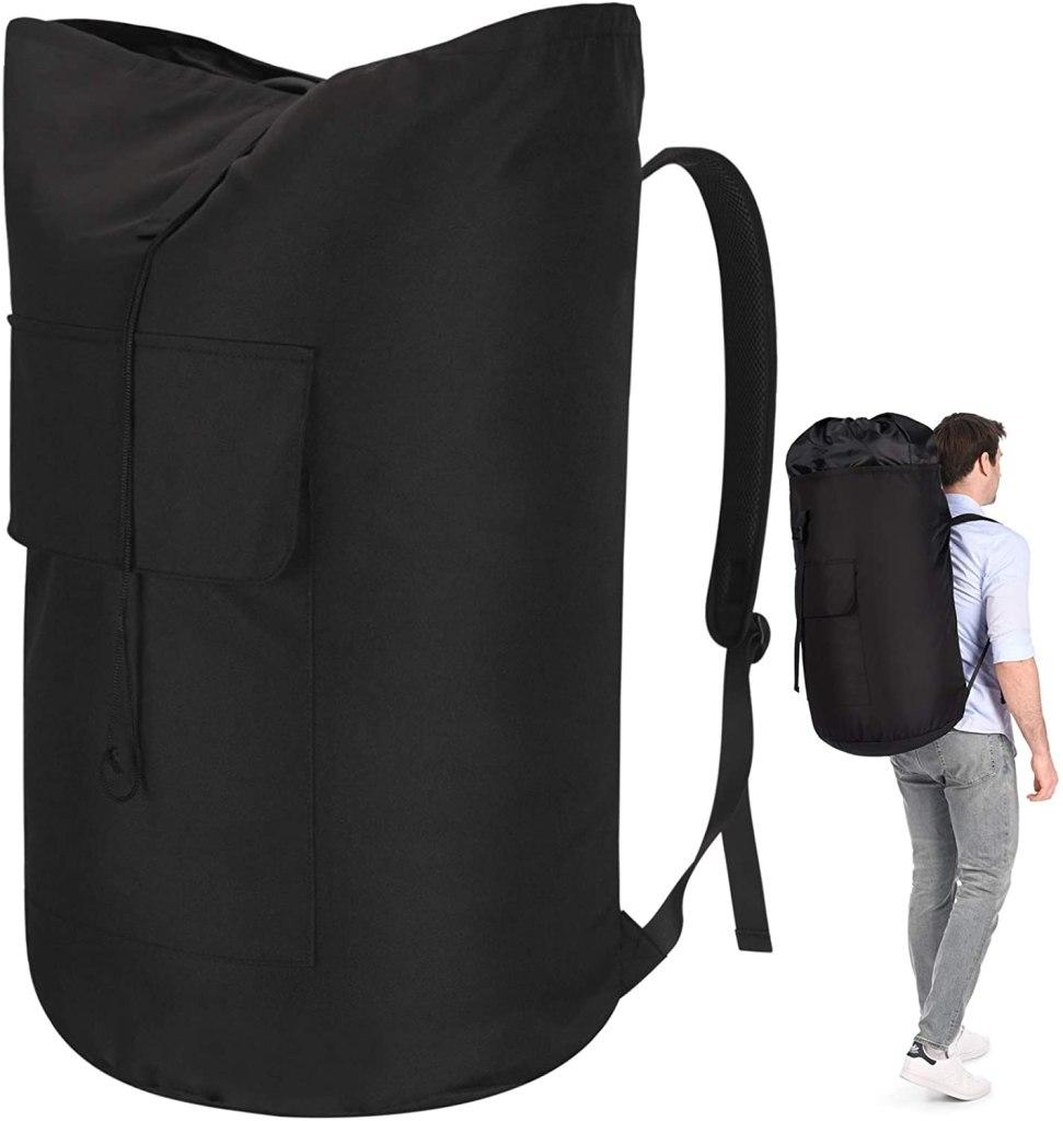 Azhido Backpack Laundry Bag