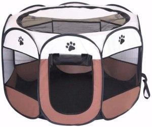 best dog houses bodiseint portable pet playpen