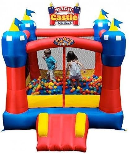 Blast Zone Magic Castle