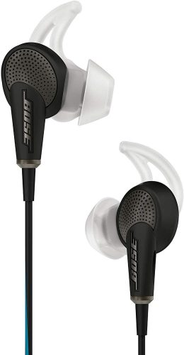 Bose QuietComfort 20 Earbuds, most comfortable earbuds